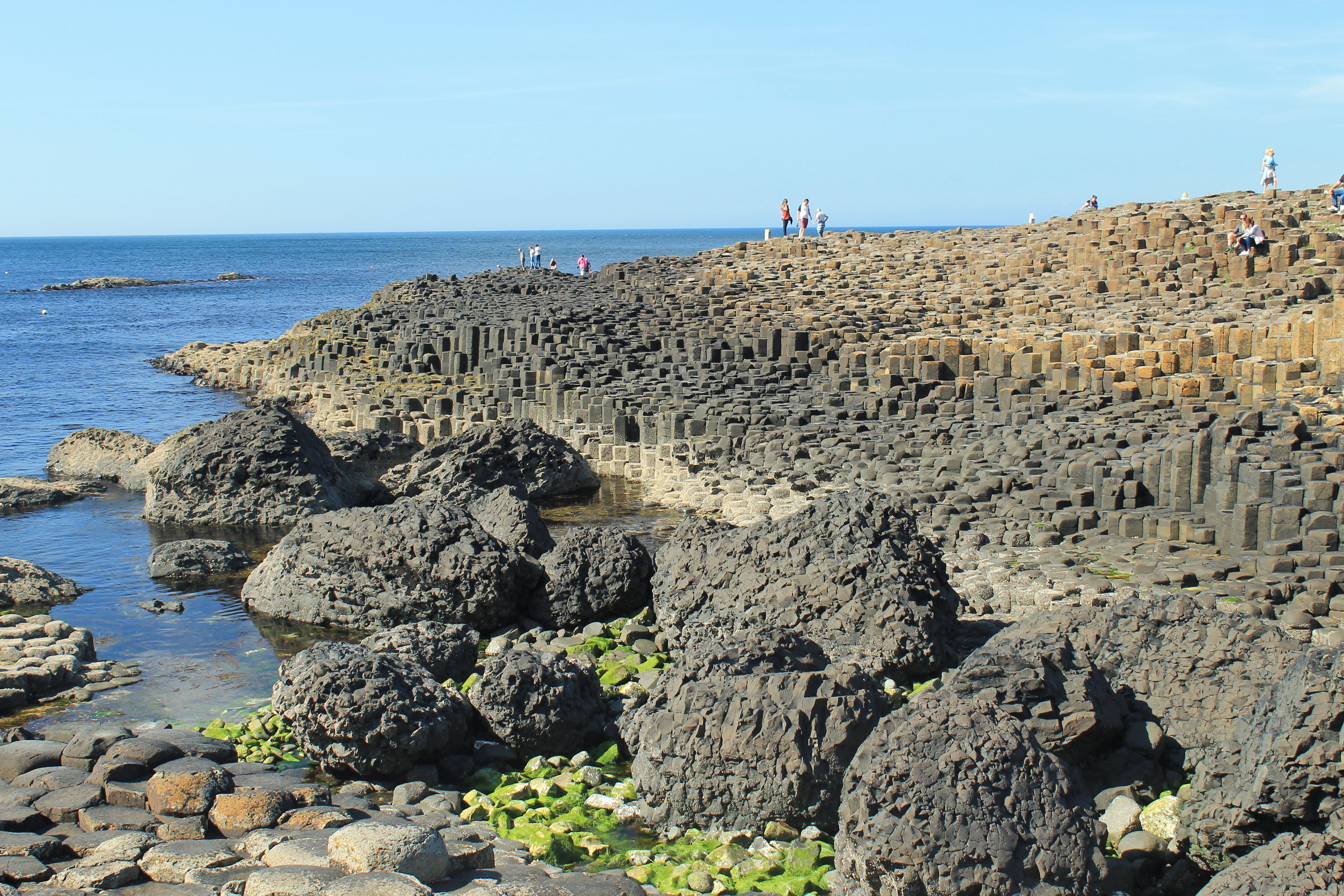 Map Of Ireland Giants Causeway.Giant S Causeway Travel Guide At Wikivoyage