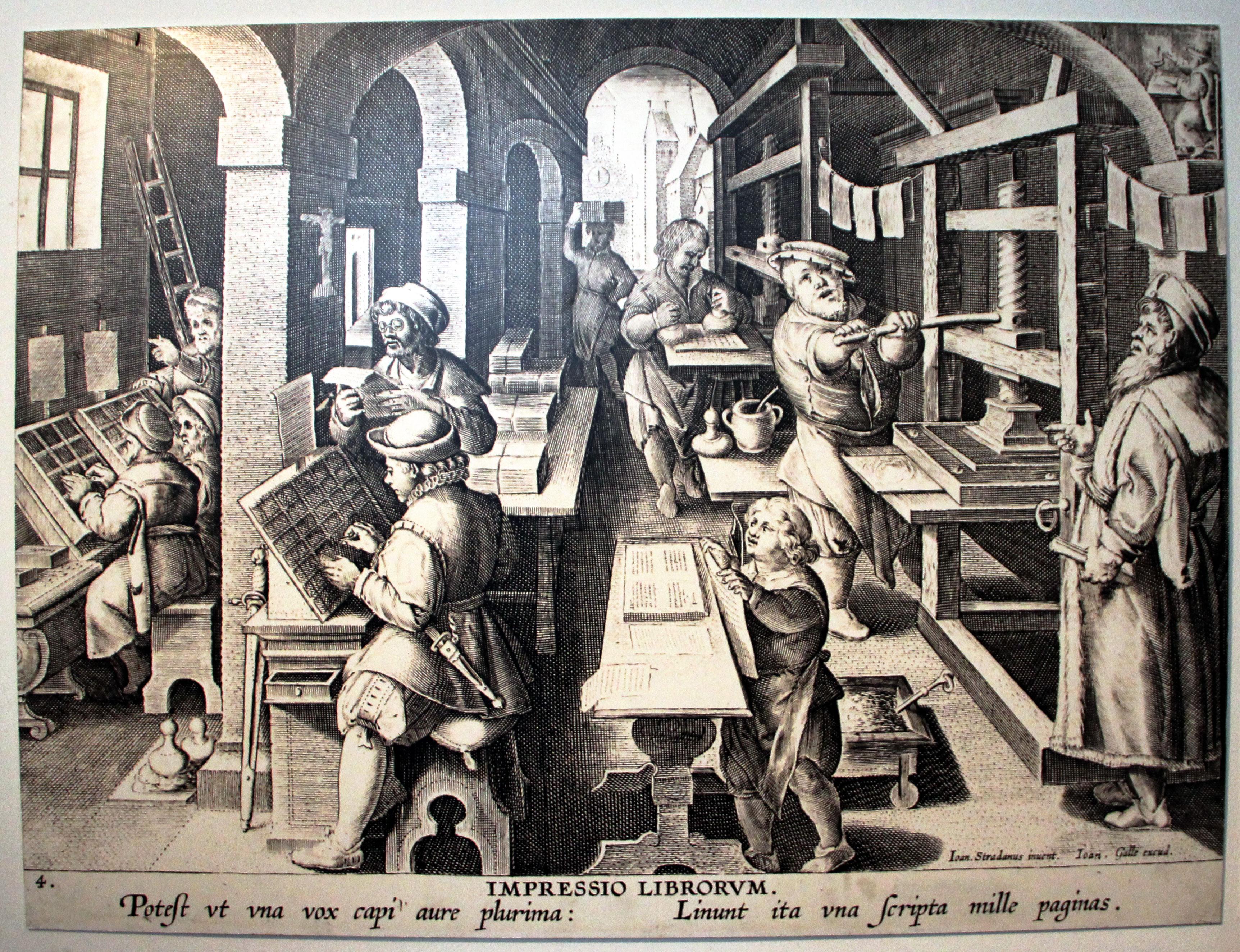 L'importance de l'imprimerie en littérature | Alloprof