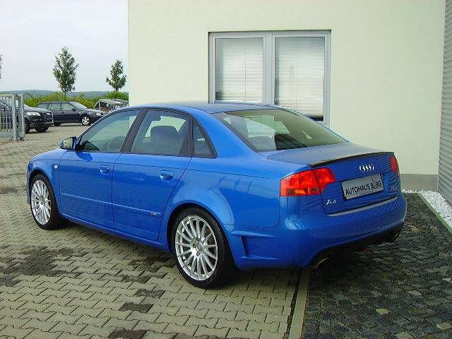 File:Audi A4 DTM Edition rear.JPG - Wikimedia Commons