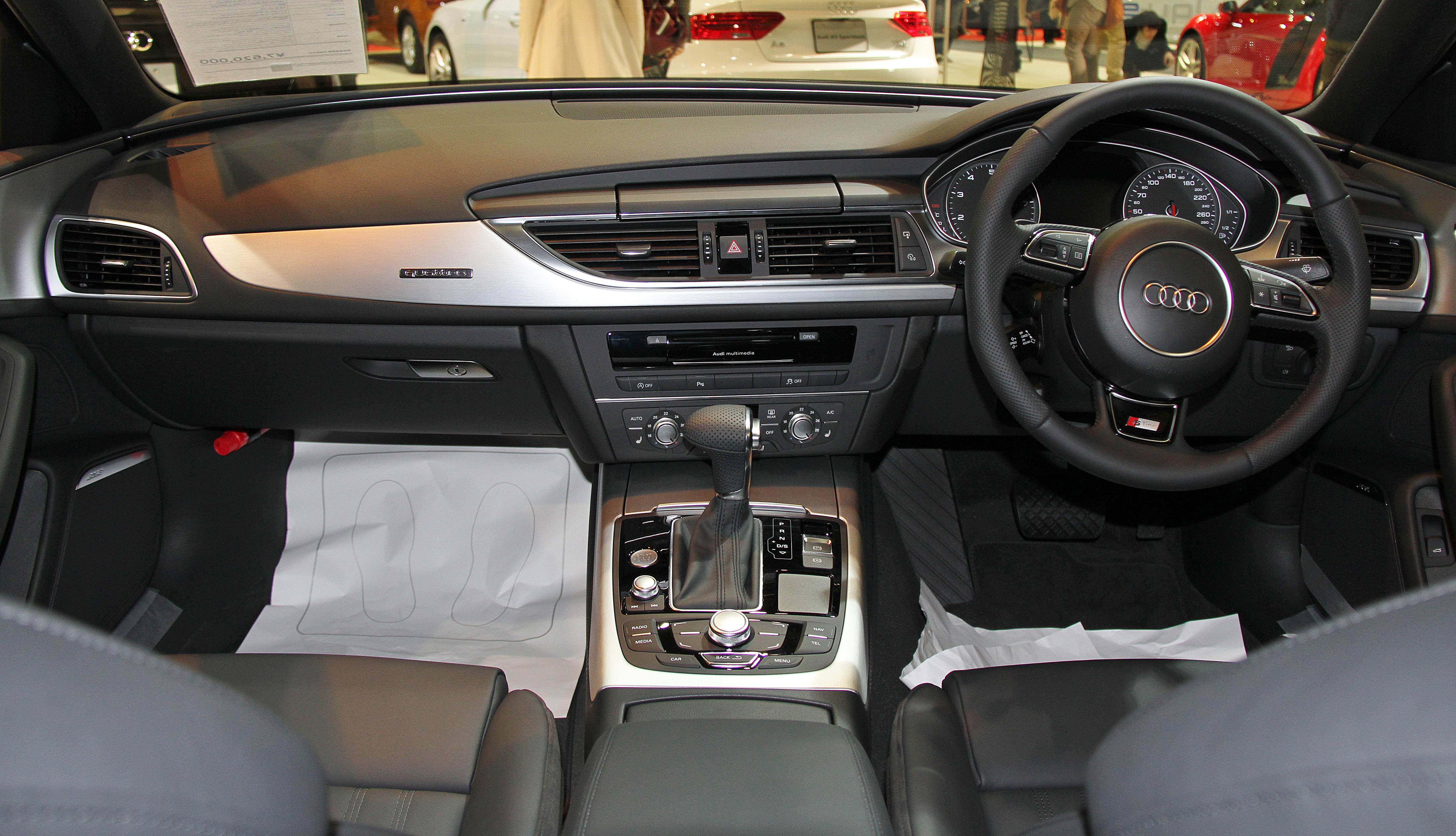 Audi a6 30 tdi quattro 2005 specification
