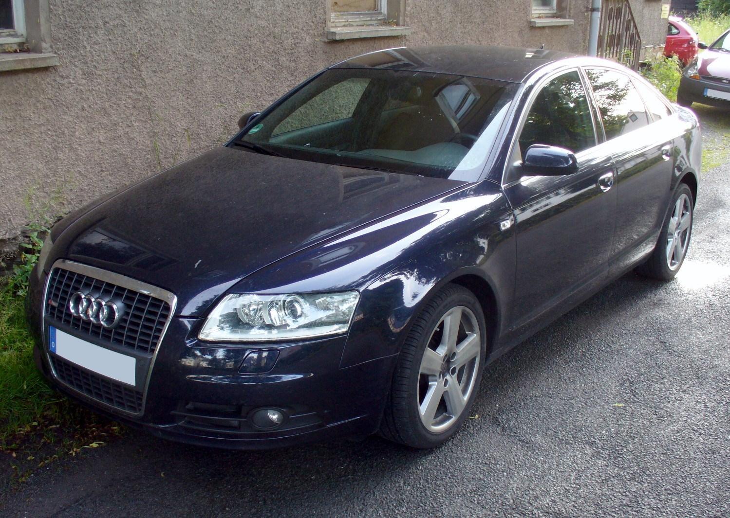 Audi a6 s