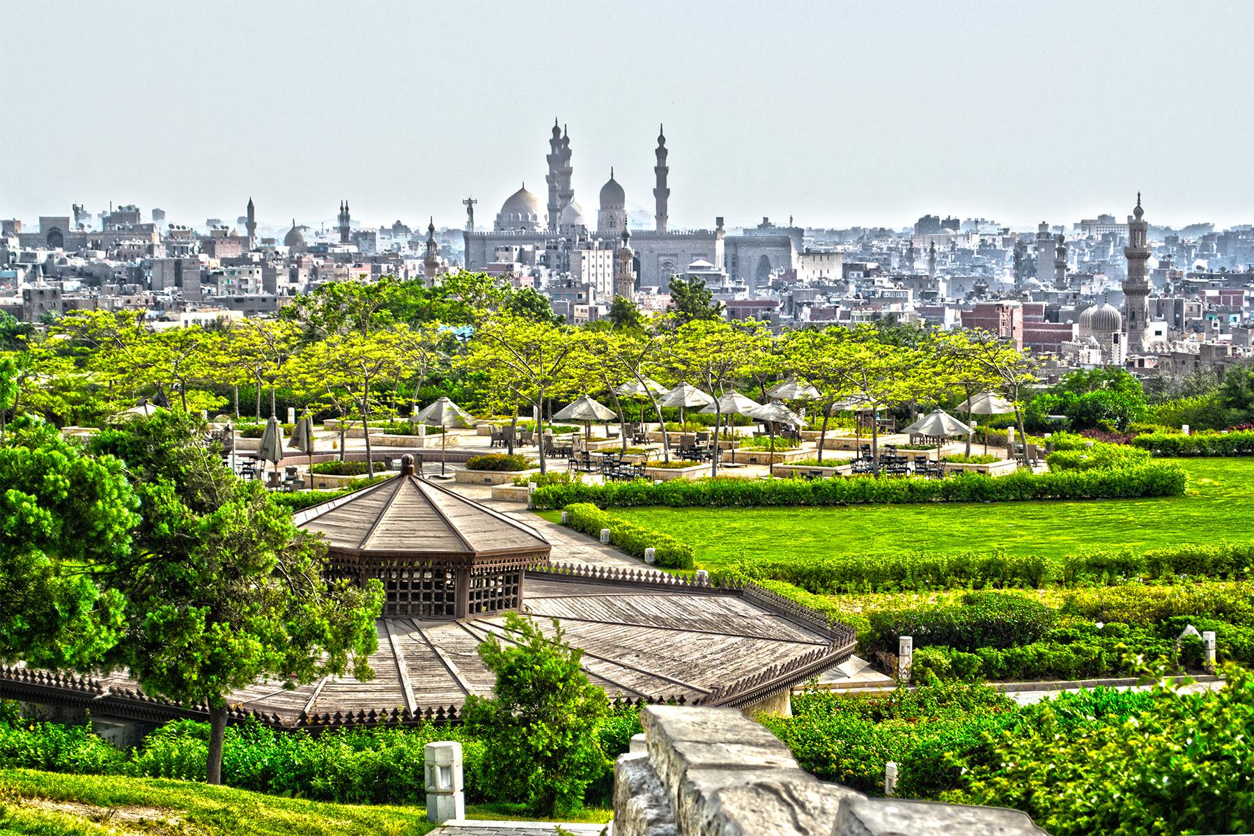 Al-Azhar Park - Wikipedia