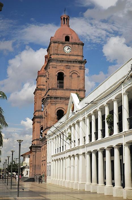 Basilica Menor de San Lorenzo en Santa Cruz