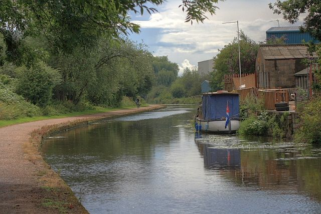 Beeston Canal - geograph.org.uk - 1414011