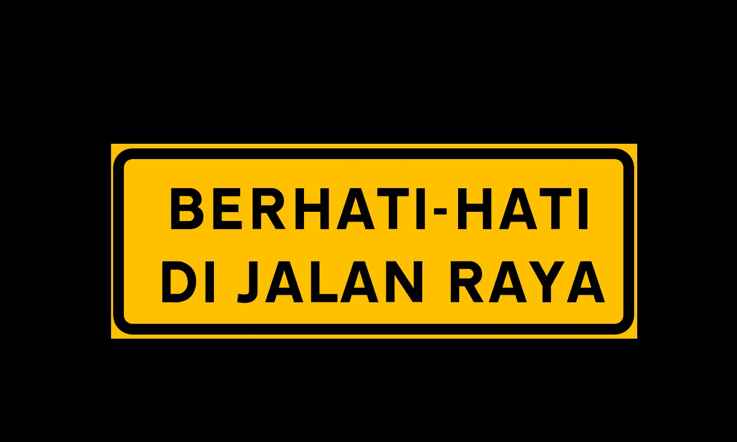 Image result for hati2 di jalan raya
