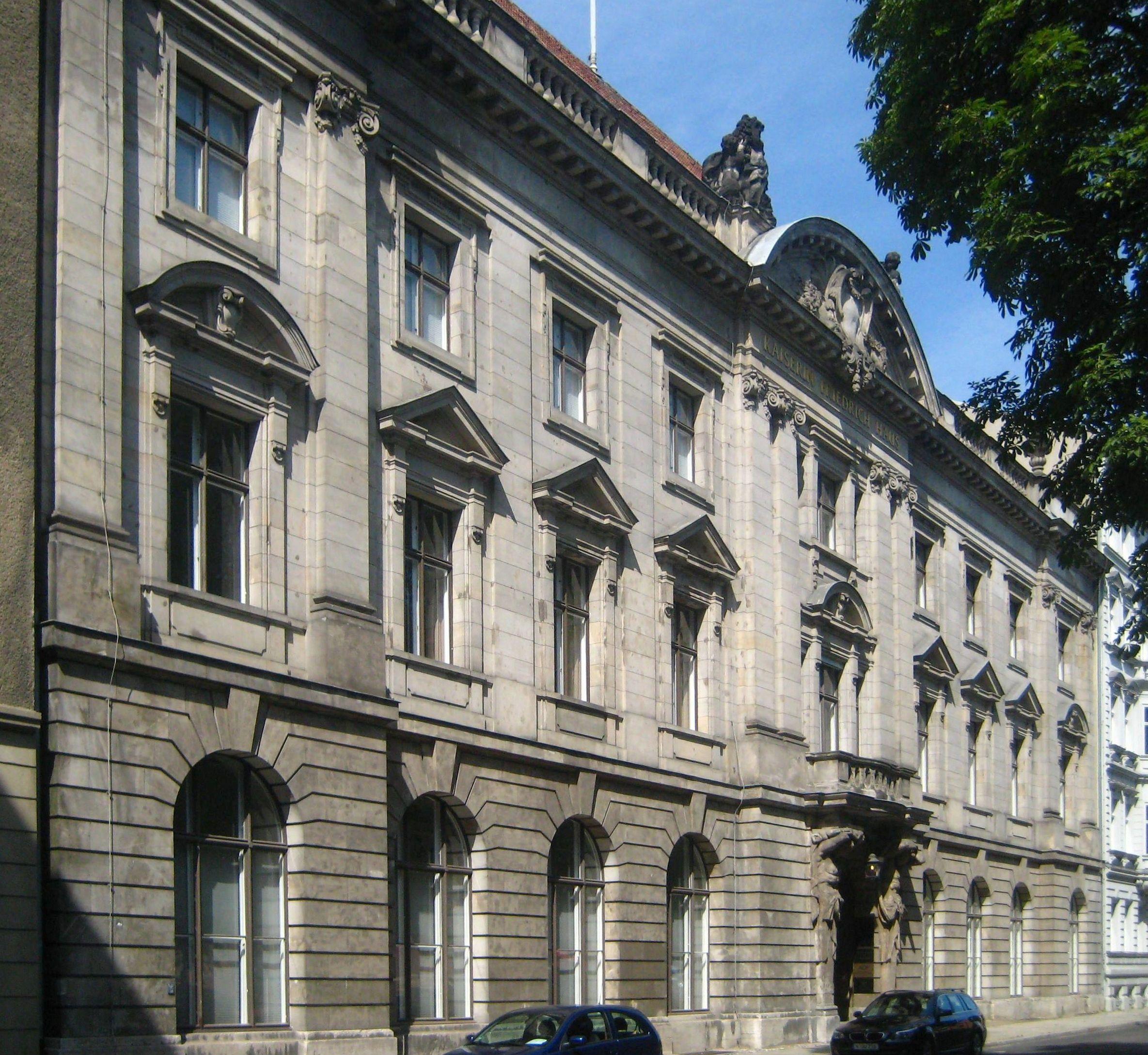 File Berlin Mitte Robert Koch Platz 7 Kaiserin Friedrich Haus Jpg