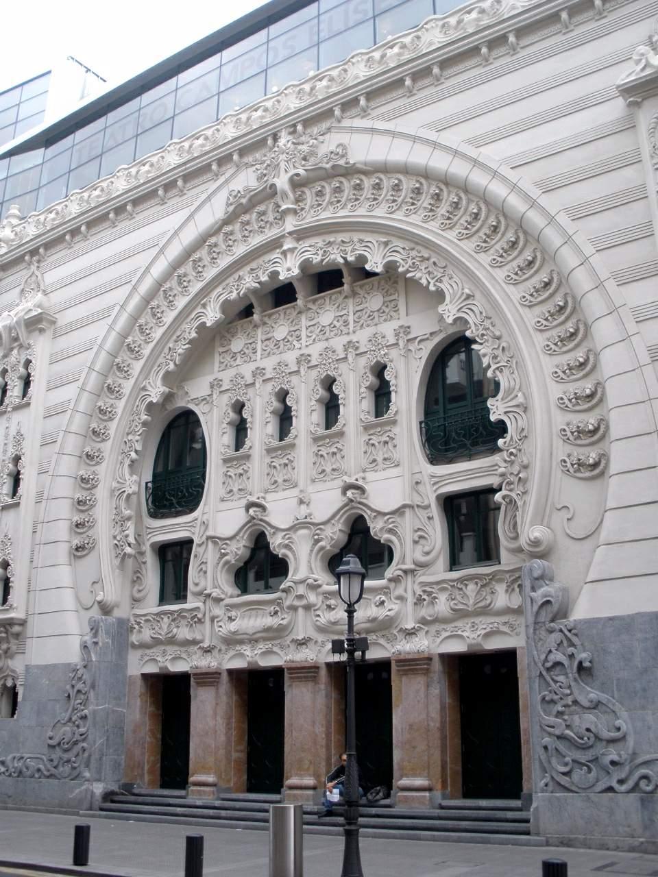 Modernismo en la arquitectura de bilbao wikipedia la enciclopedia libre - Estudios arquitectura bilbao ...