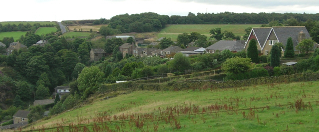 Blackmoorfoot - geograph.org.uk - 37384