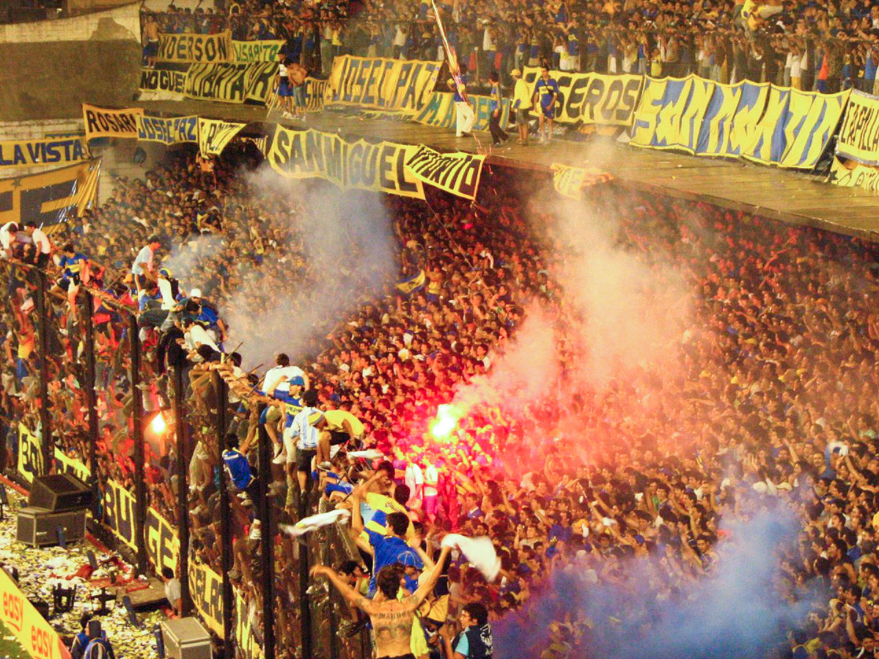 Boca Juniors: File:Boca Juniors Vs. Pumas.jpg