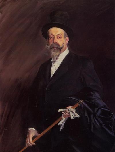 Boldini - Henri Gauthier Villars
