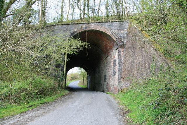 Bridge at Cynghordy - geograph.org.uk - 786304