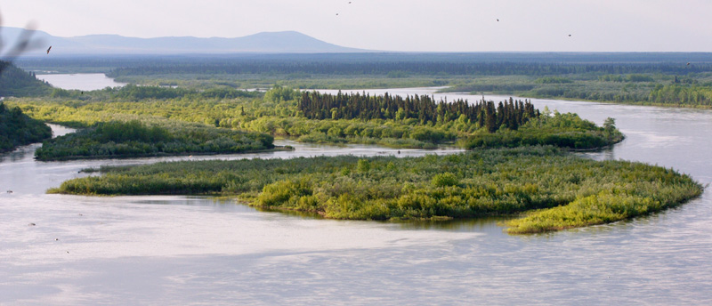 Nushagak River, Bristol Bay, Alaska