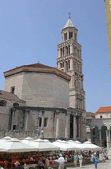 File Church Of St  Dominus  Split  Croatia Jpg
