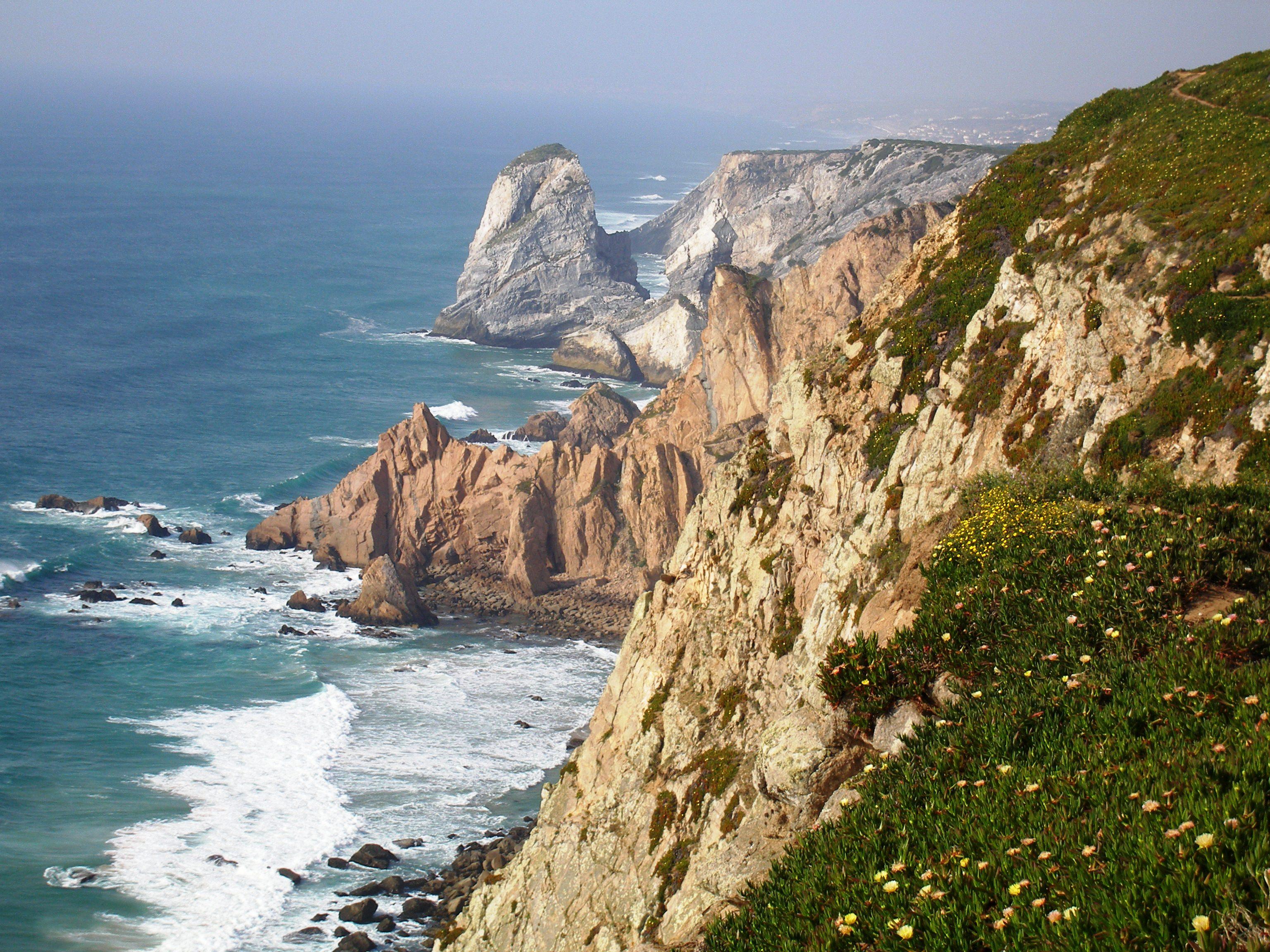 FileCabo Da Roca Sintra Cascais Natural Park Portugal 12 May