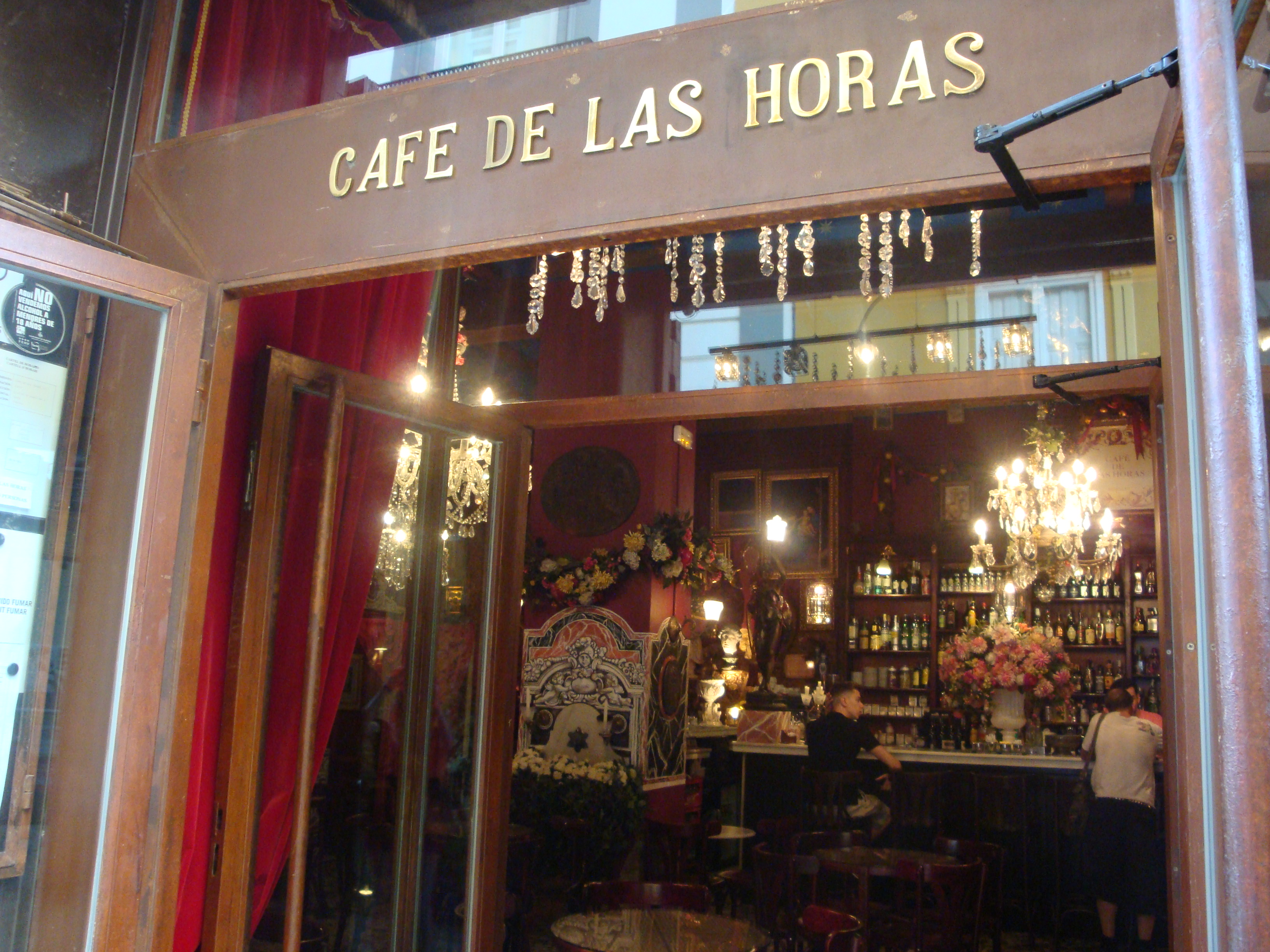 Cafe de las Horas