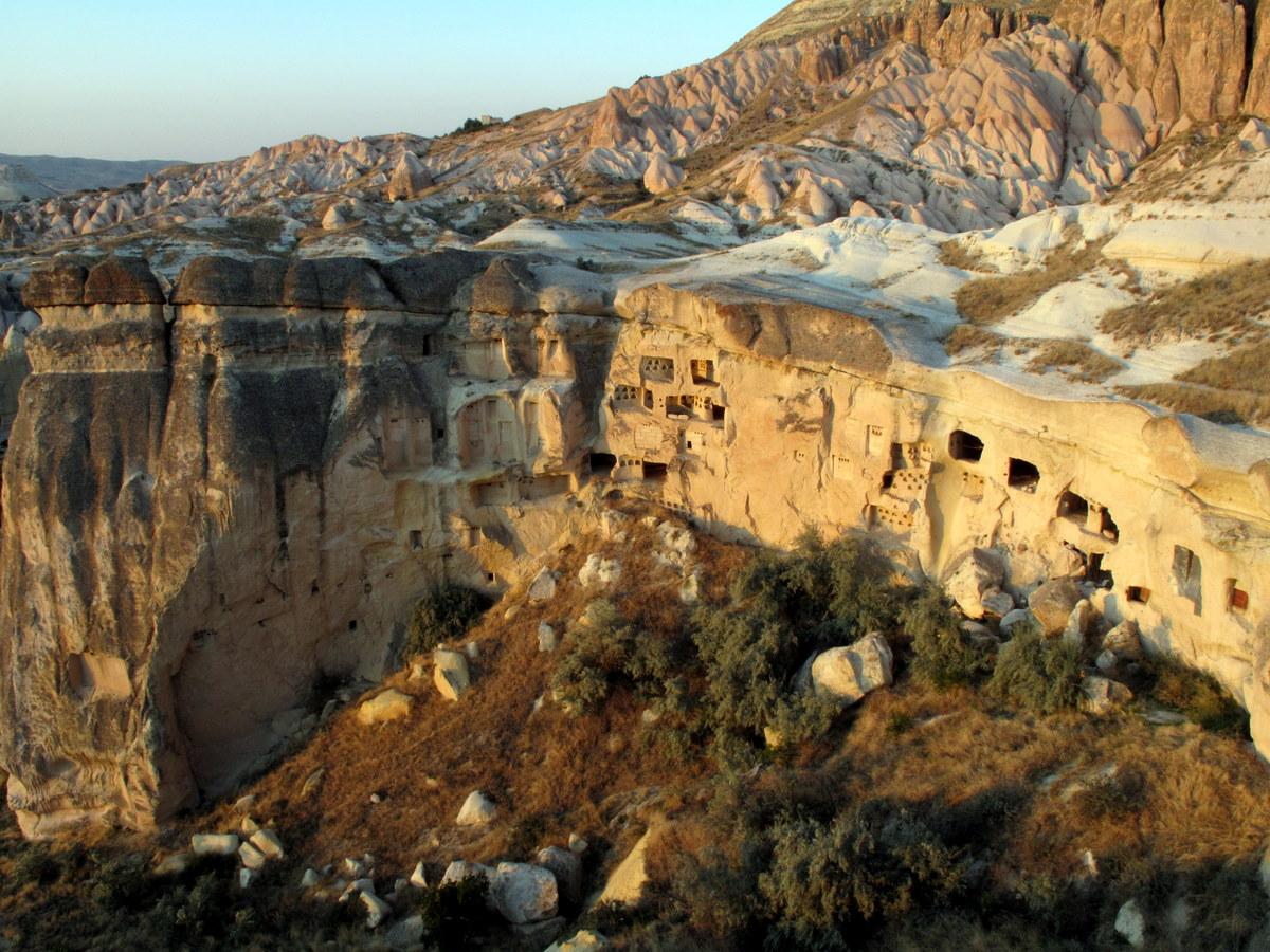 Cappadocia Underground Cities Map