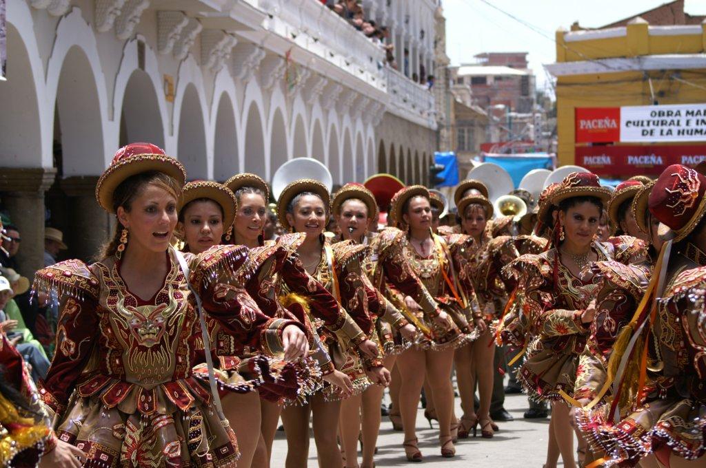 Carnaval de Oruro 2012 emociona a Bolivia (fotos)