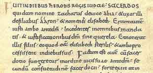 Carolingian minuscule - Wikipedia, the free encyclopedia