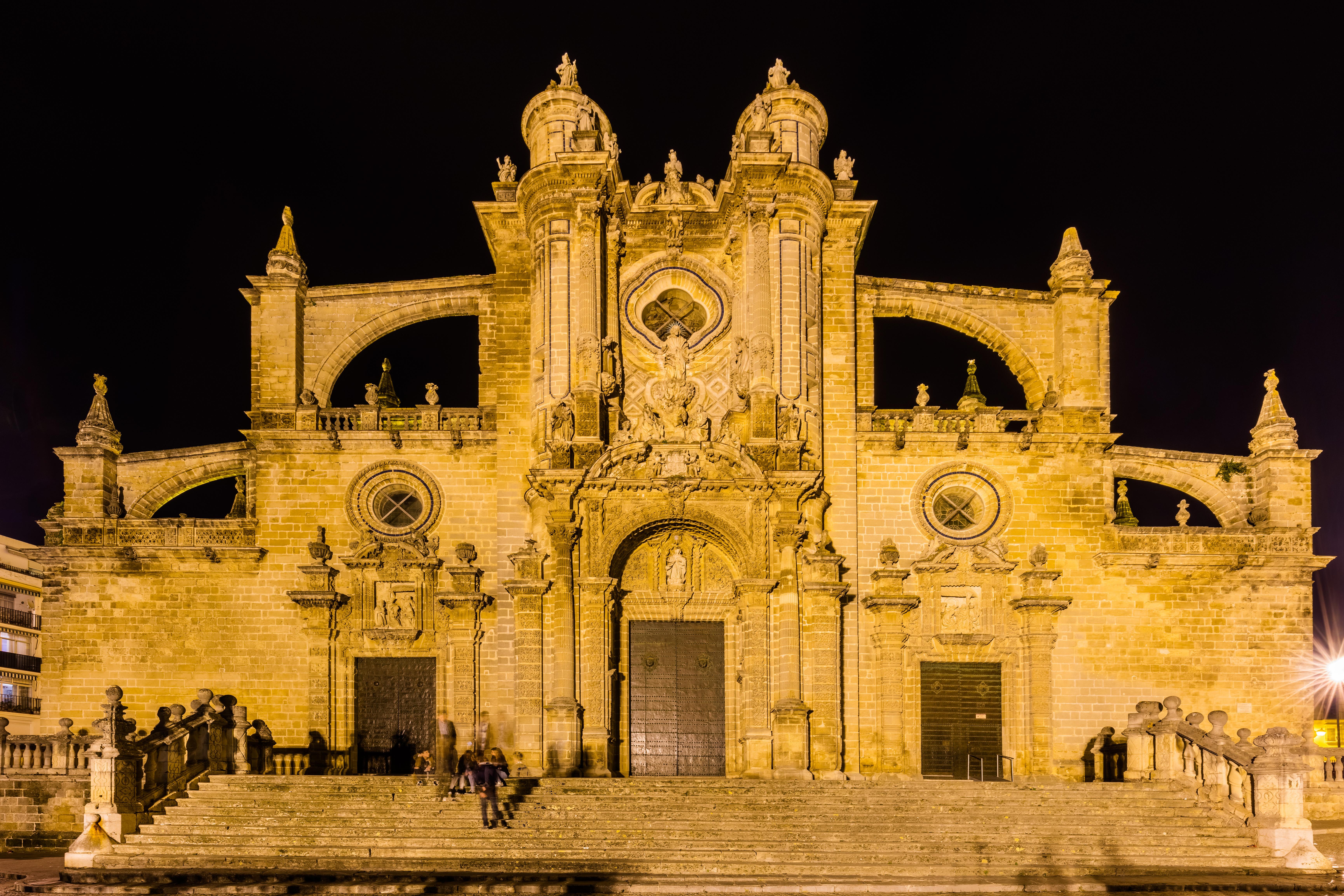 Archivo catedral jerez de la frontera espa a 2015 12 07 for Azulejos jerez de la frontera