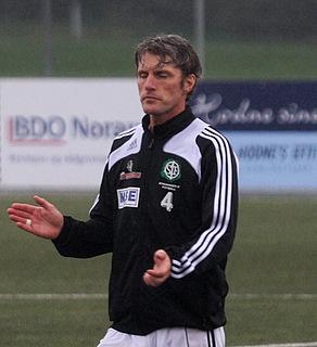 Cato André Hansen Norwegian footballer and manager