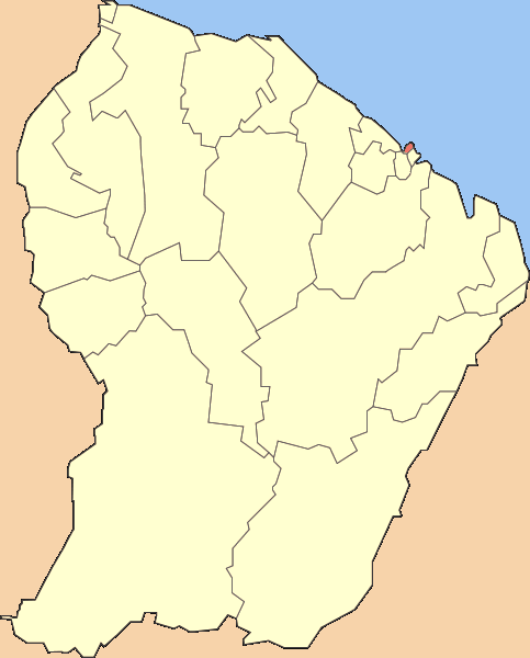 French Guyana (Cayenne)