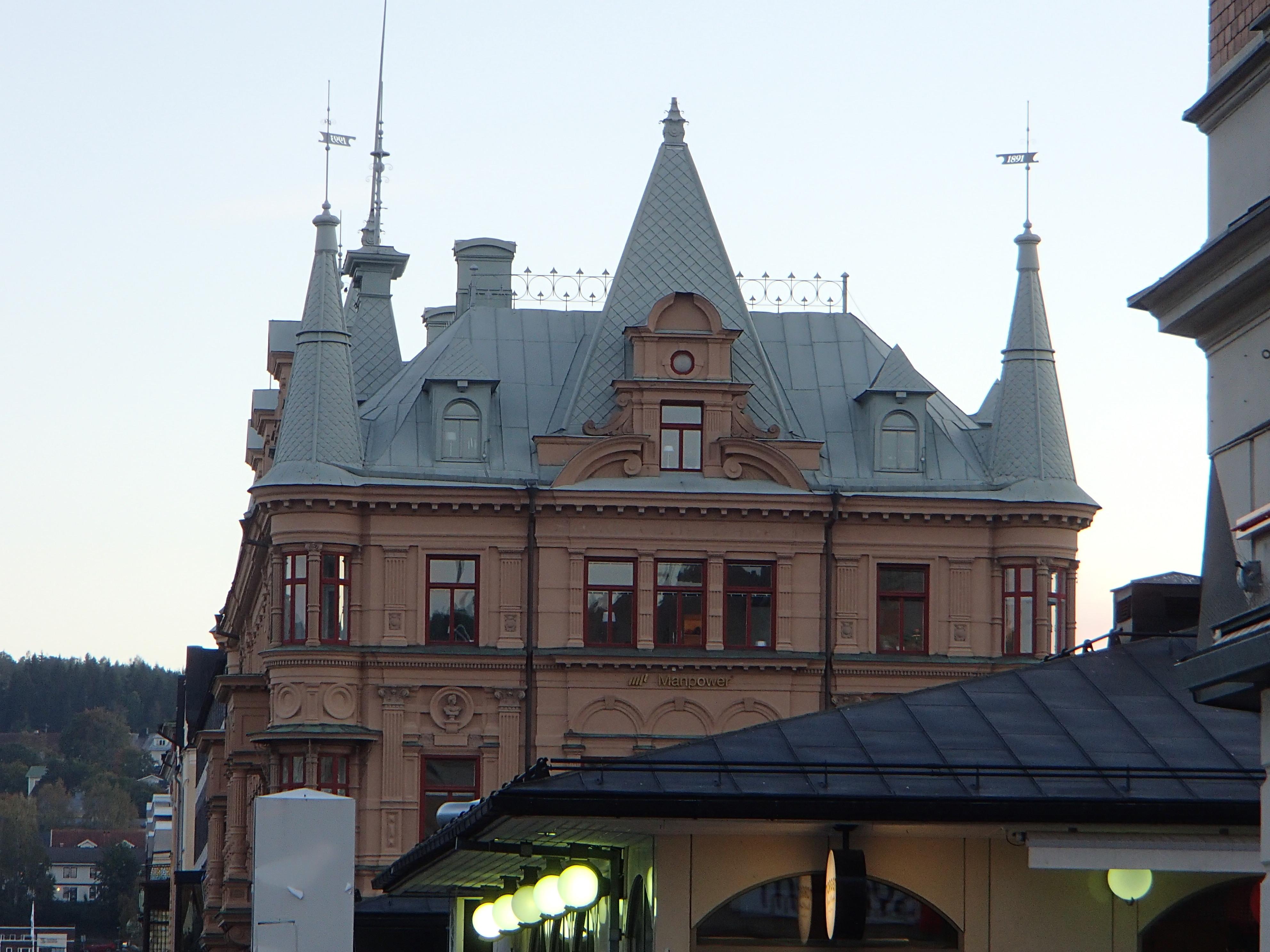 Sweden House Hotel