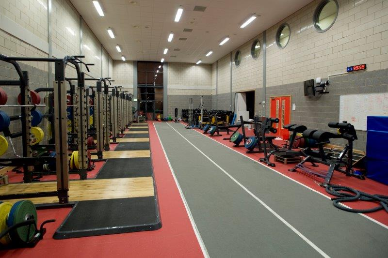 File centre for sporting excellence strength