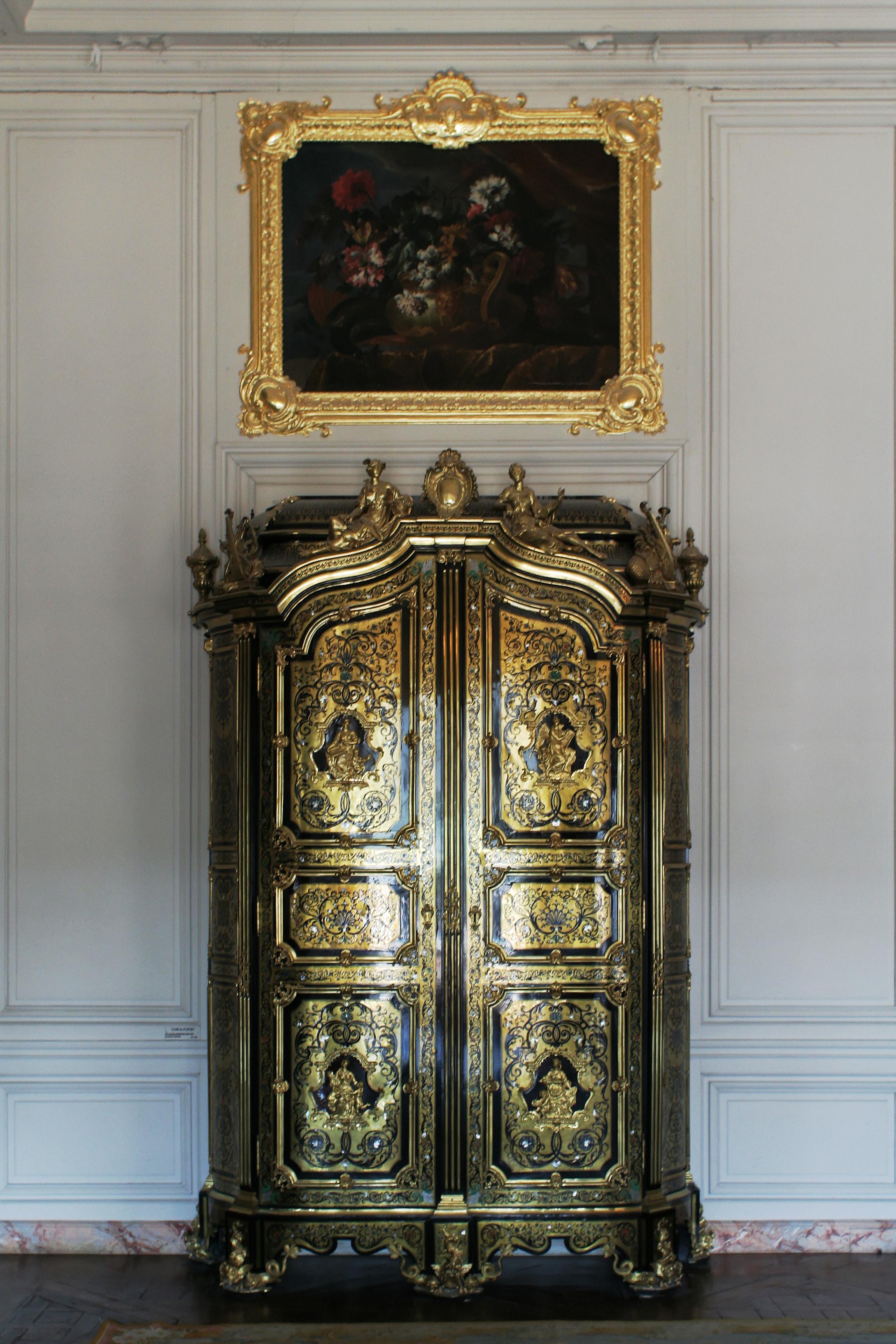 File Ch Teau De Versailles Appartements De La Dauphine Seconde  # Armoire De ??
