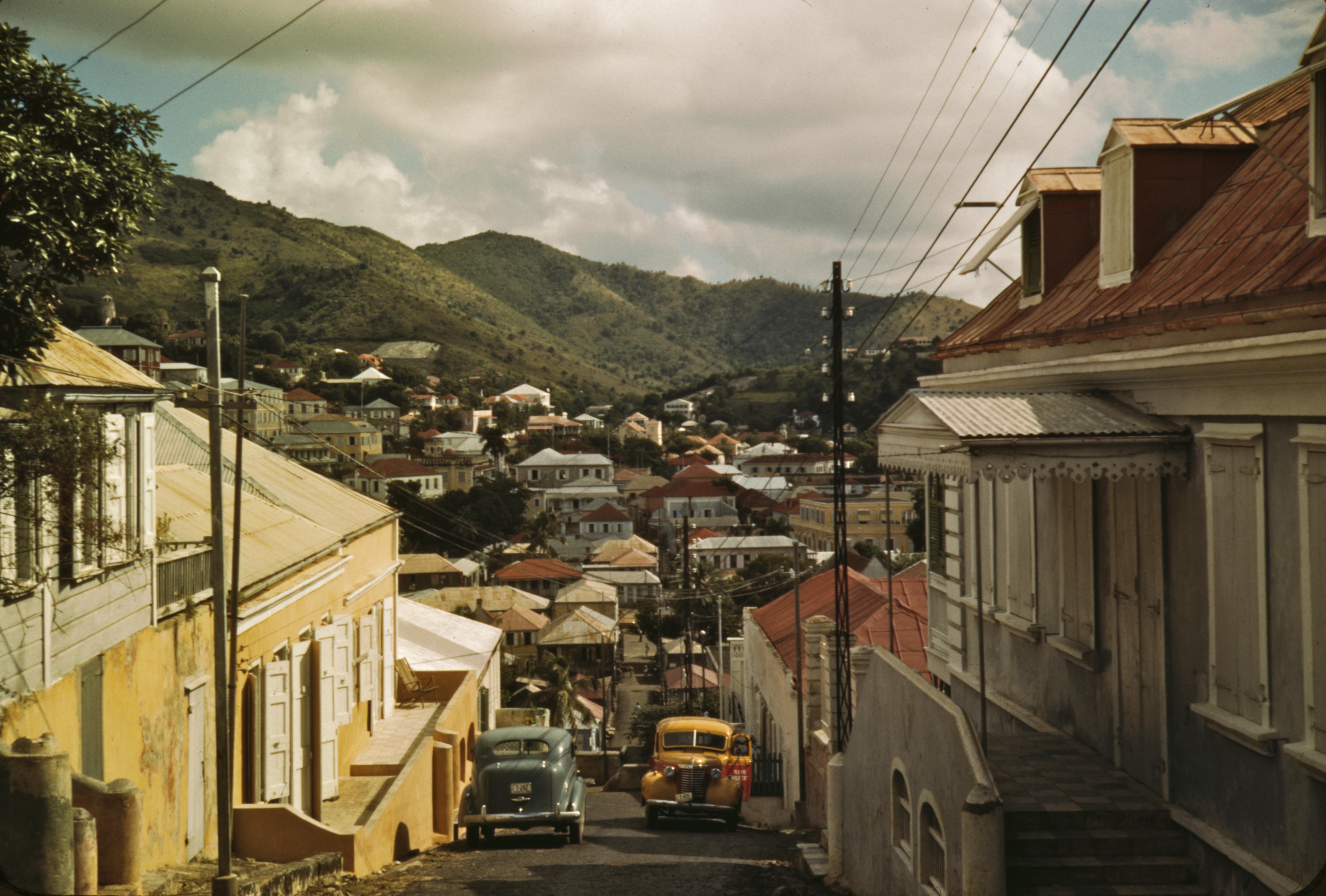 Virgin Islands Address