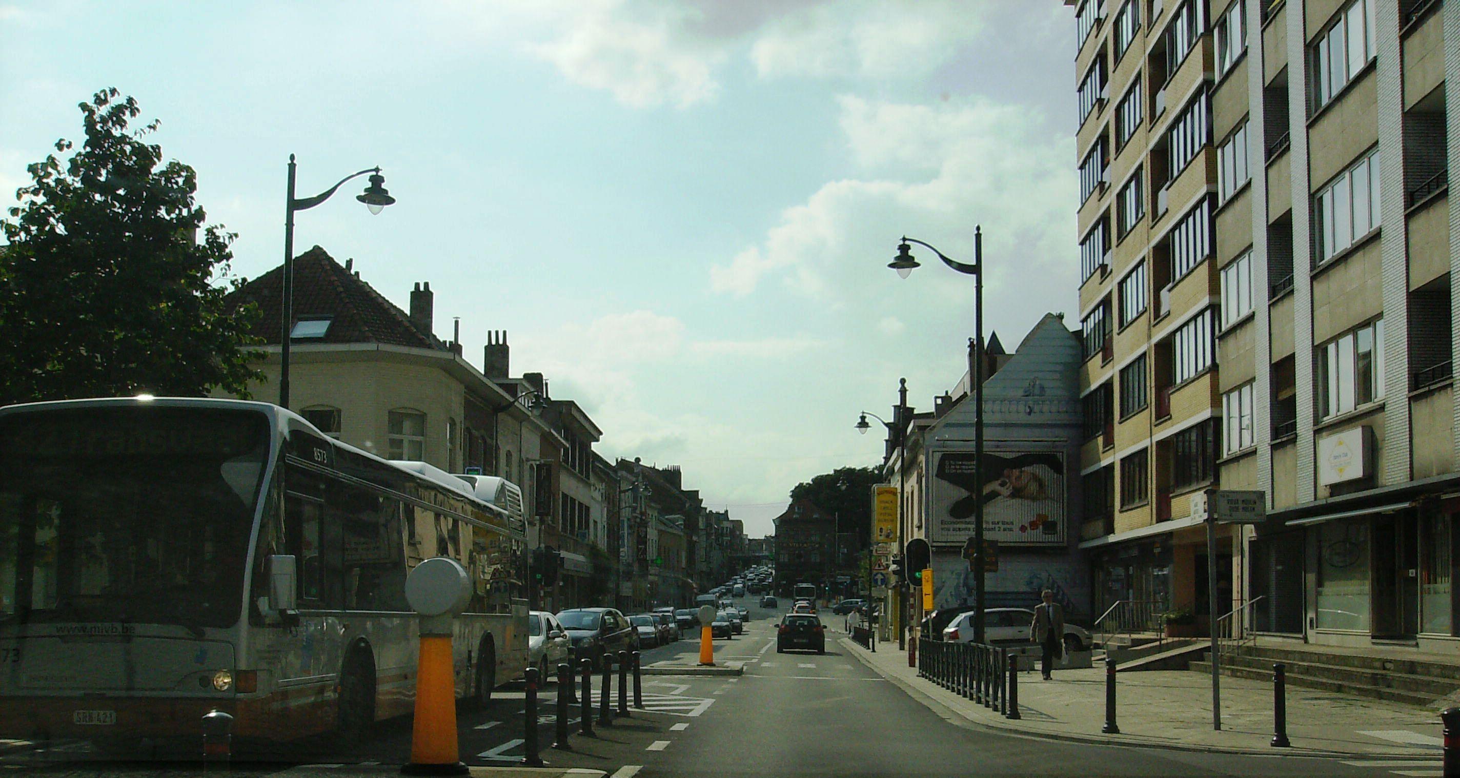 Wavre Belgium  city images : Description Chaussee Wavre