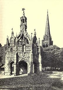 Chichester Cross by Griggs, 1904