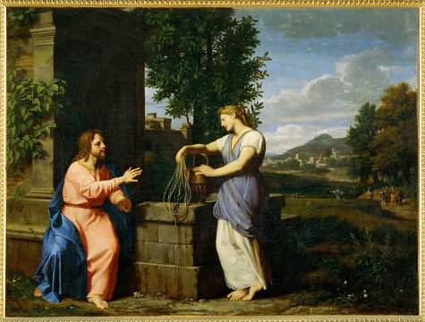 Colombel~christ-and-the-samaritan-woman