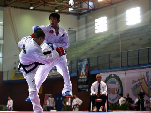 Federación Internacional De Taekwondo Wikipedia La