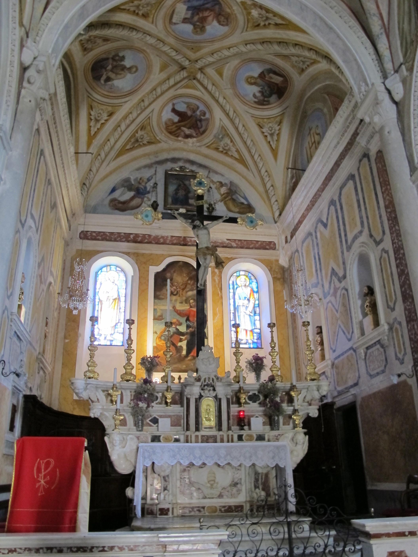 File corniglia chiesa di san pietro 10 interno jpg for Interno san pietro