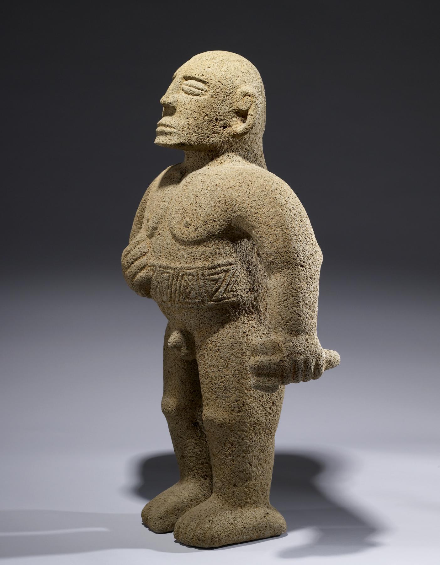 Archivo:Costa Rican - Warrior Figure - Walters 20092025 - Three Quarter  Left.jpg - Wikipedia, la enciclopedia libre