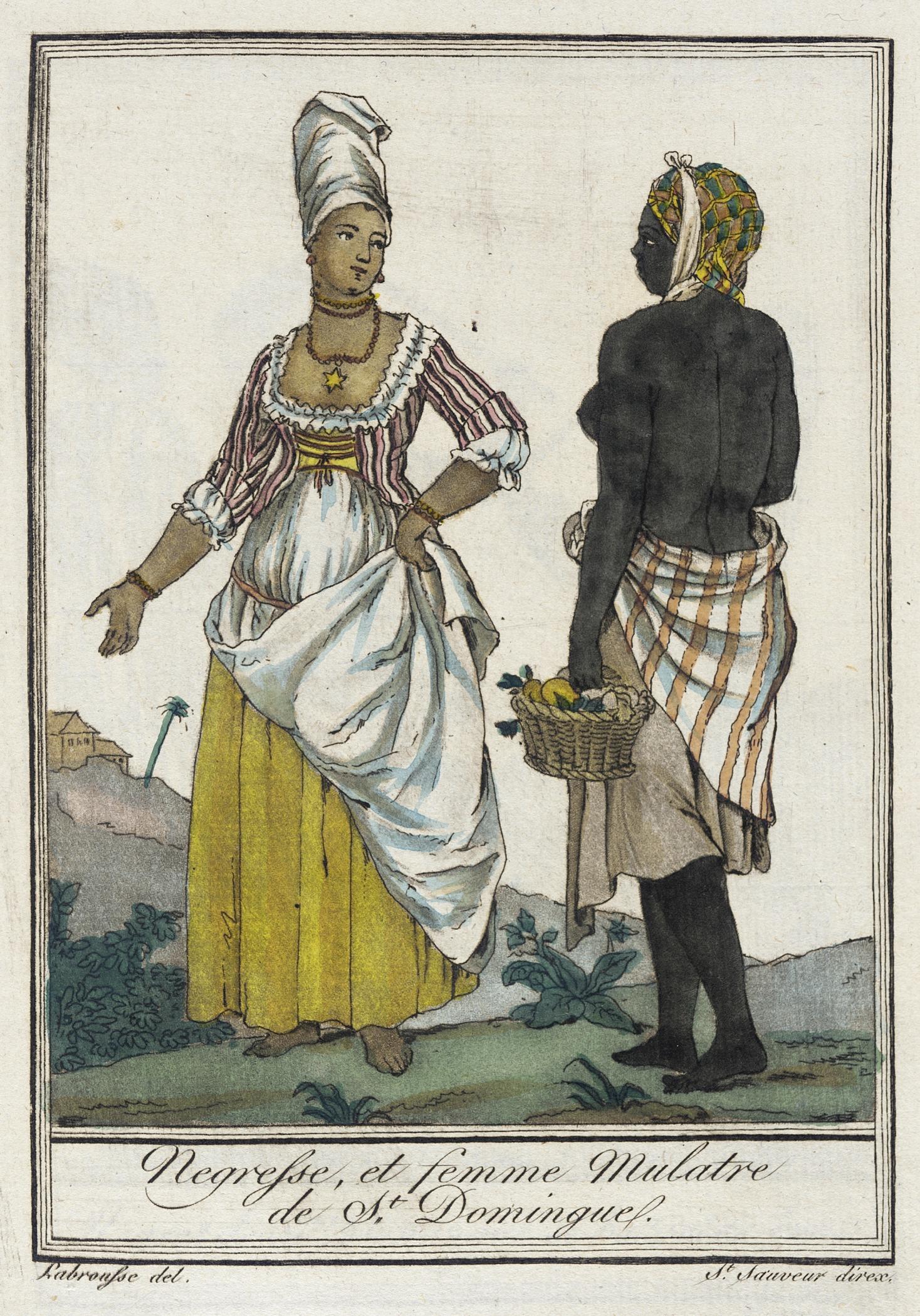 Femme negresse