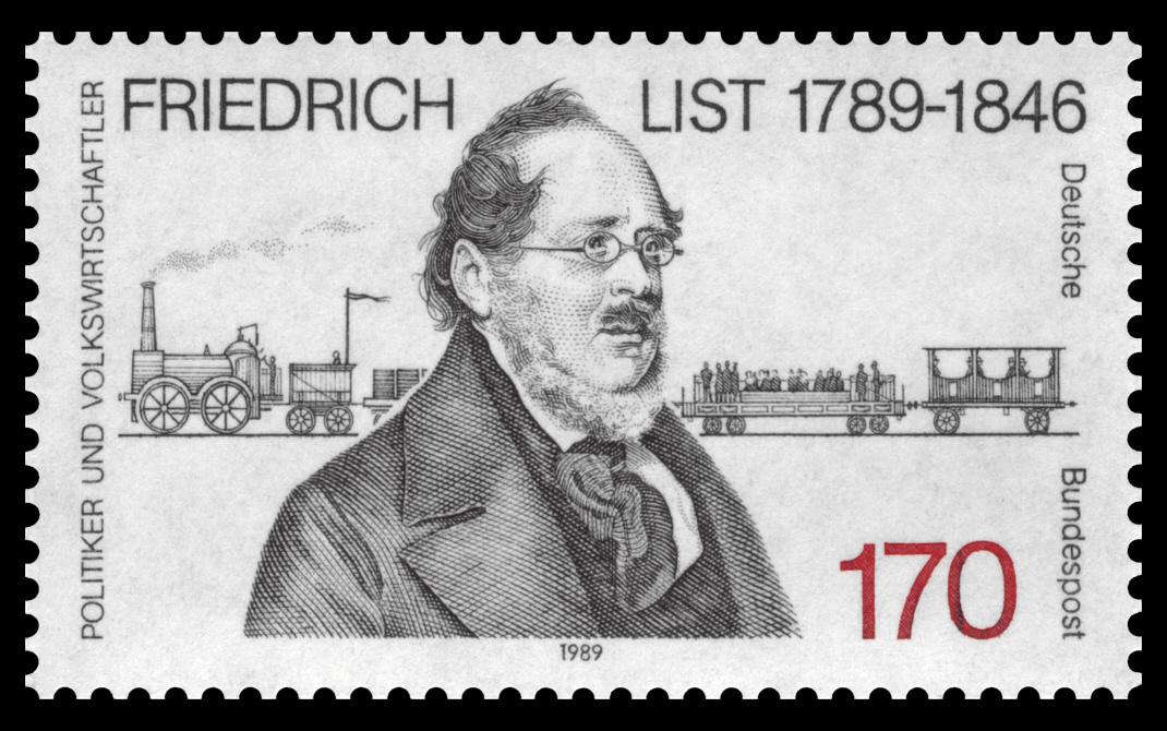 File:DBP 1989 1429 Friedrich List.jpg - Wikimedia Commons