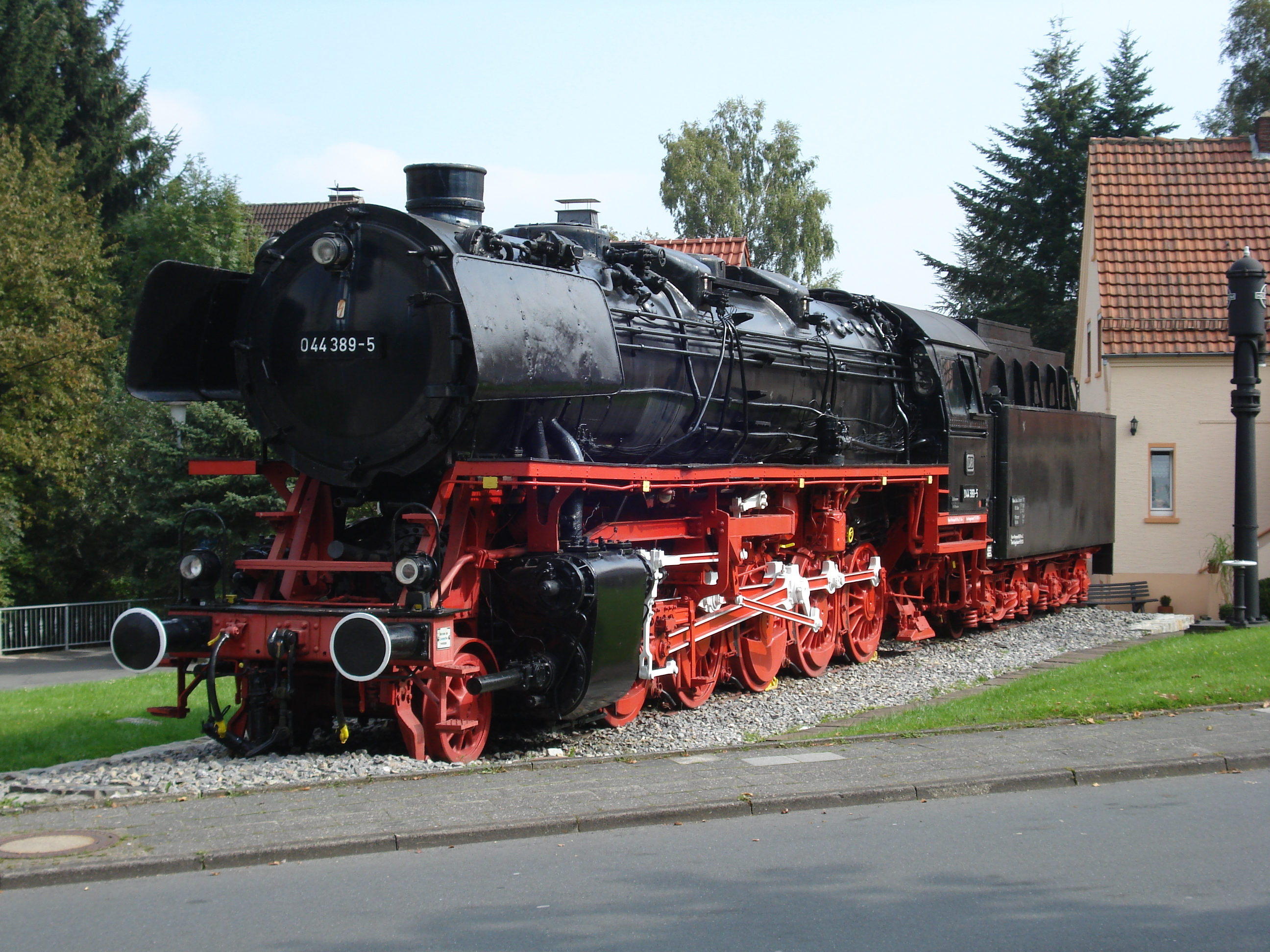 DRG locomotive classification #