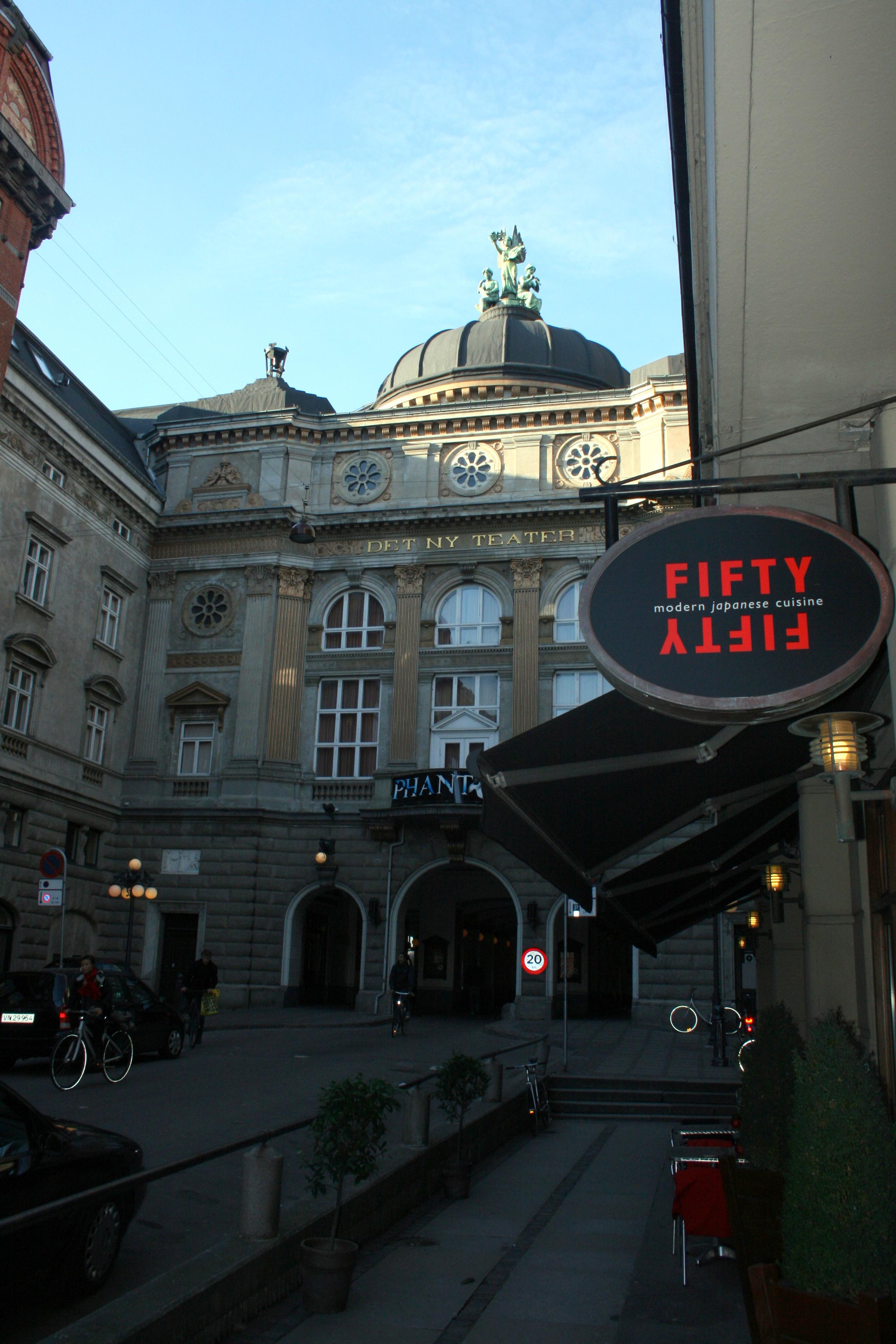 gladsaxe theater flise Vesterbro