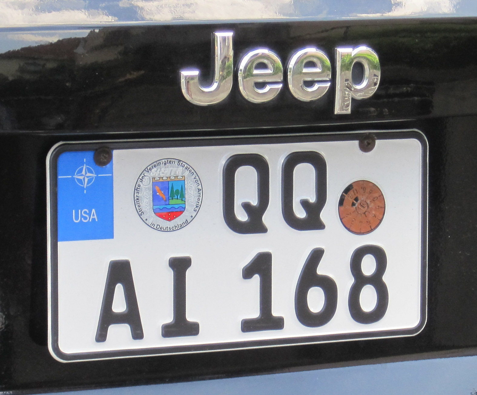 QQ license plates (vehicle, Germany, auto, USA) - Automotive ...