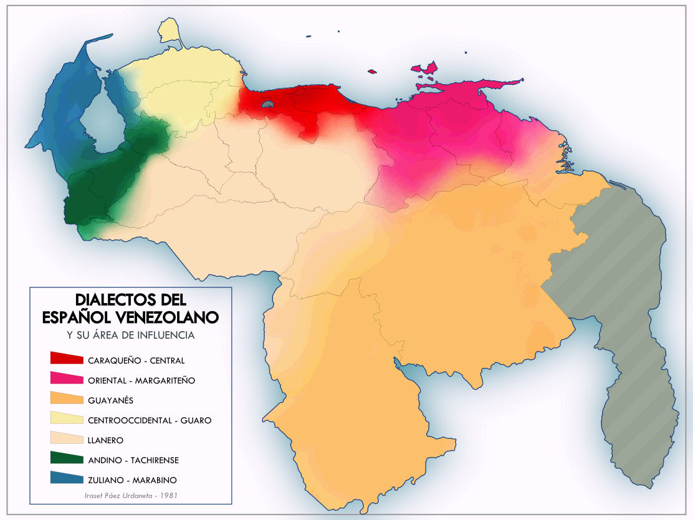 Español Venezolano Wikipedia La Enciclopedia Libre