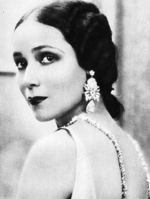 Dolores del Rio from Stars of the Photoplay