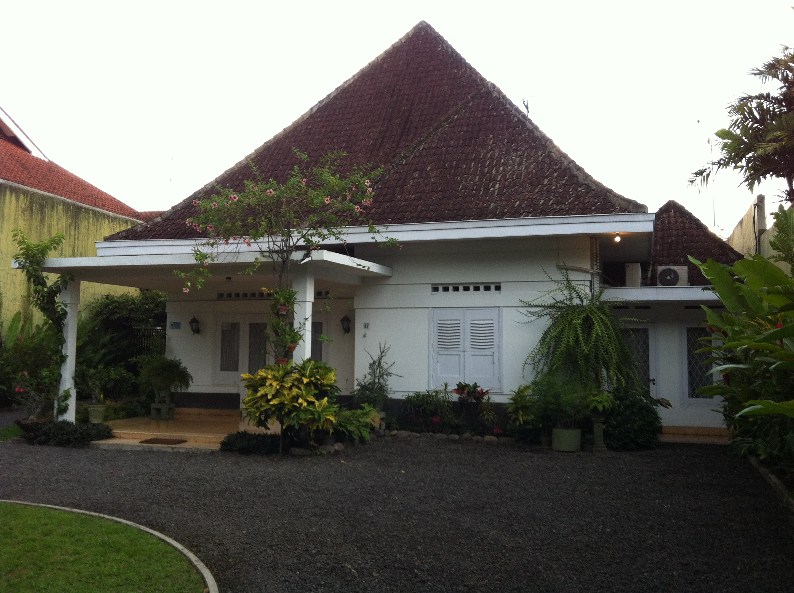 File Dutch Colonial Architecture In Malang Java Indonesia Jpg