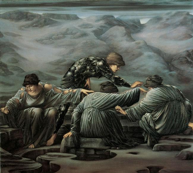 The Greek Myth of how Perseus Killed the Gorgon Medusa | 650 x 581 jpeg 87kB