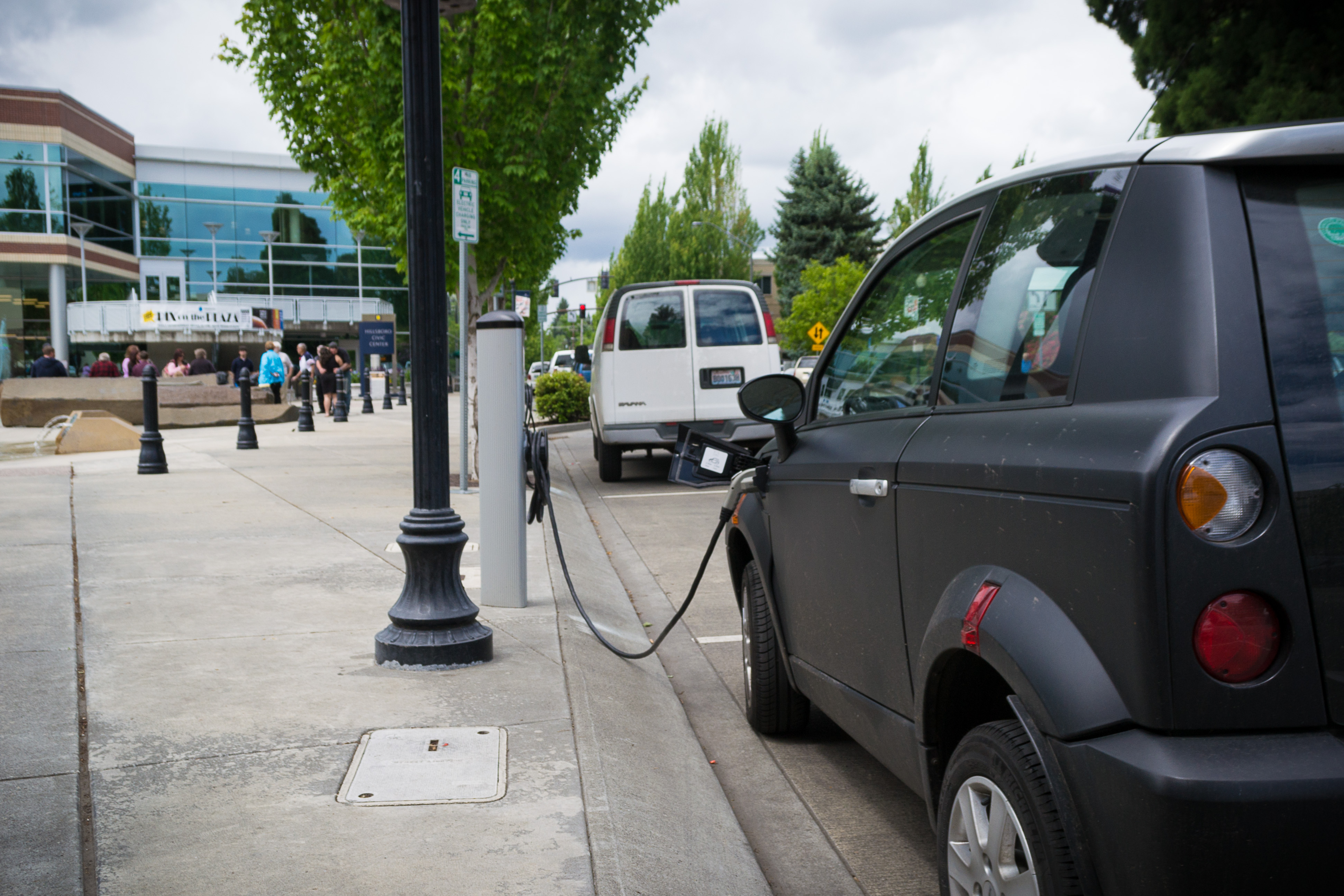 Electric Car Chargers In Roseburg Oregon