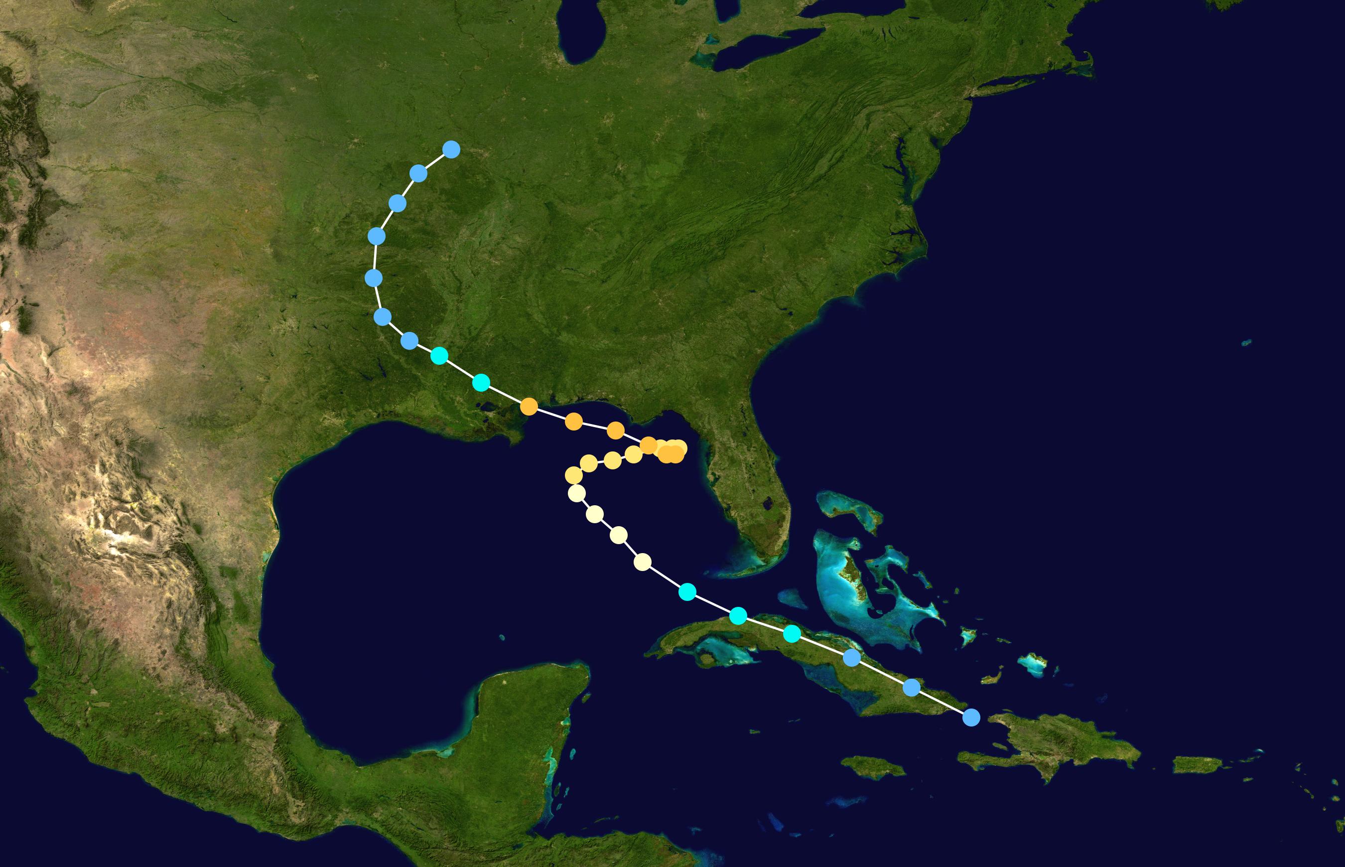 Hurricane Elena Wikiwand