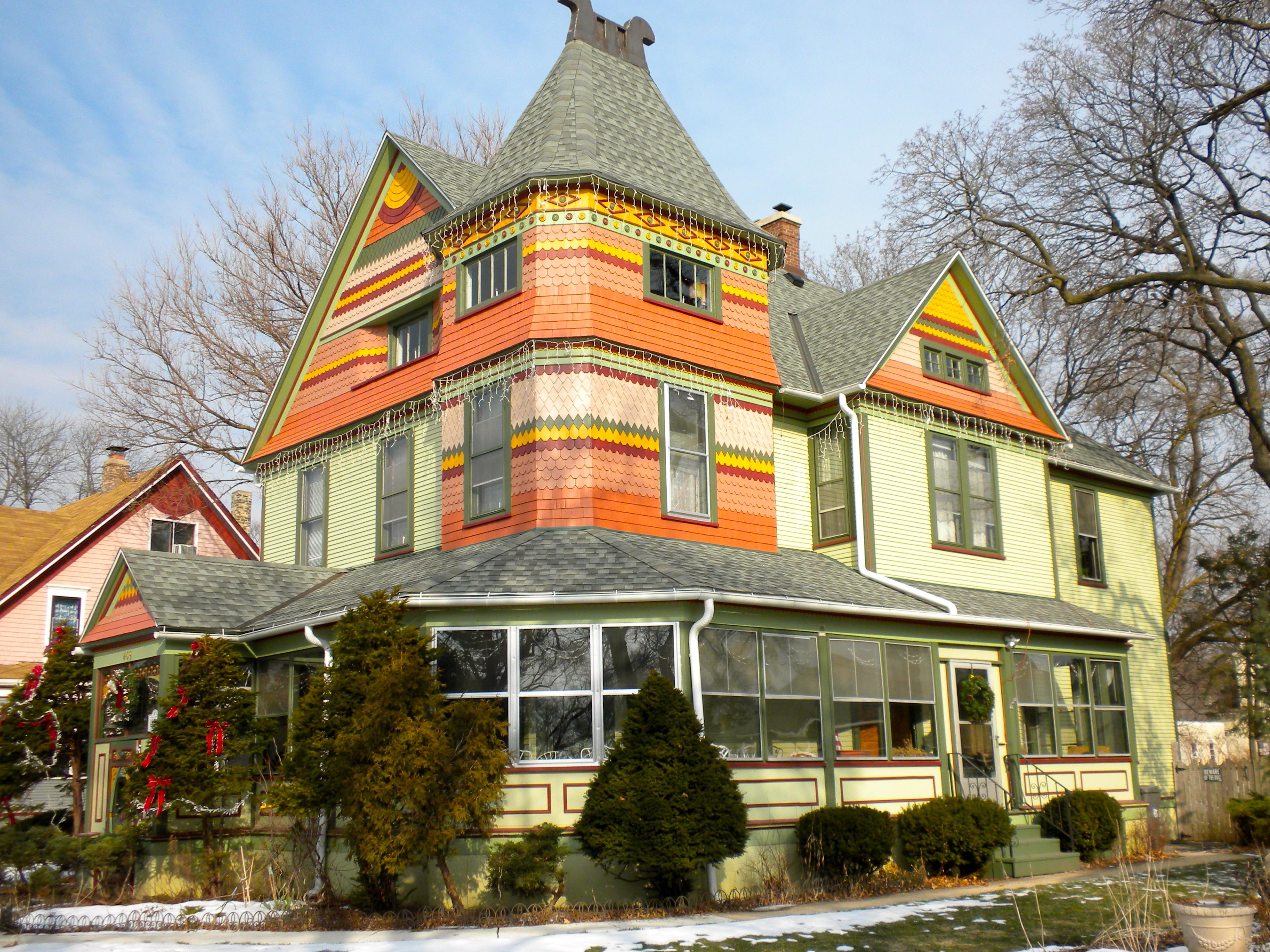 Awesome Springdouglas Historic District Wikipedia Interior Design Ideas Clesiryabchikinfo