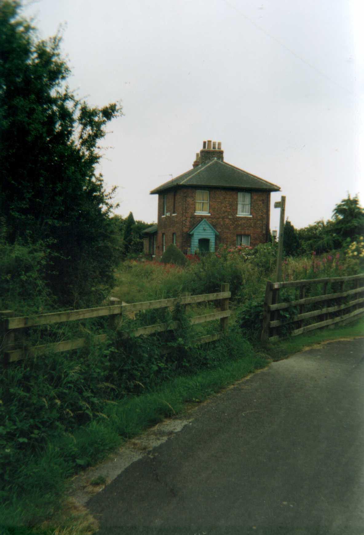 Ellerby Railway Station Wikipedia