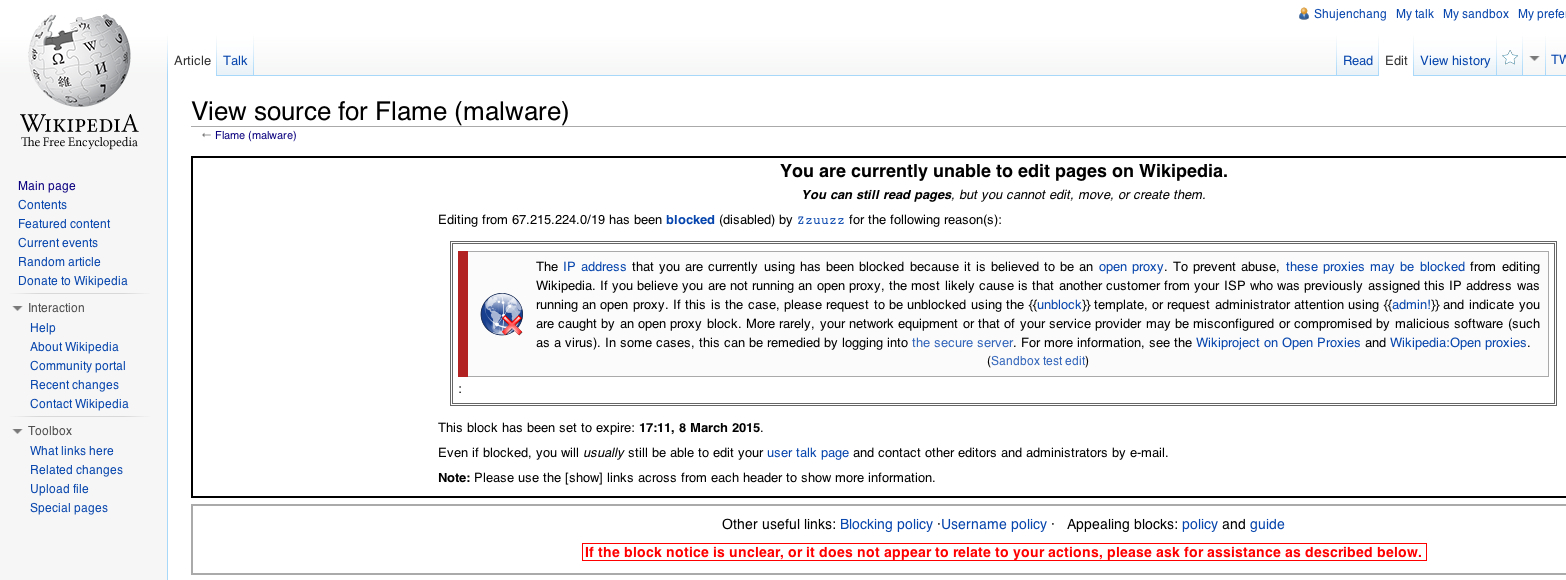 VPN blocking - Wikipedia
