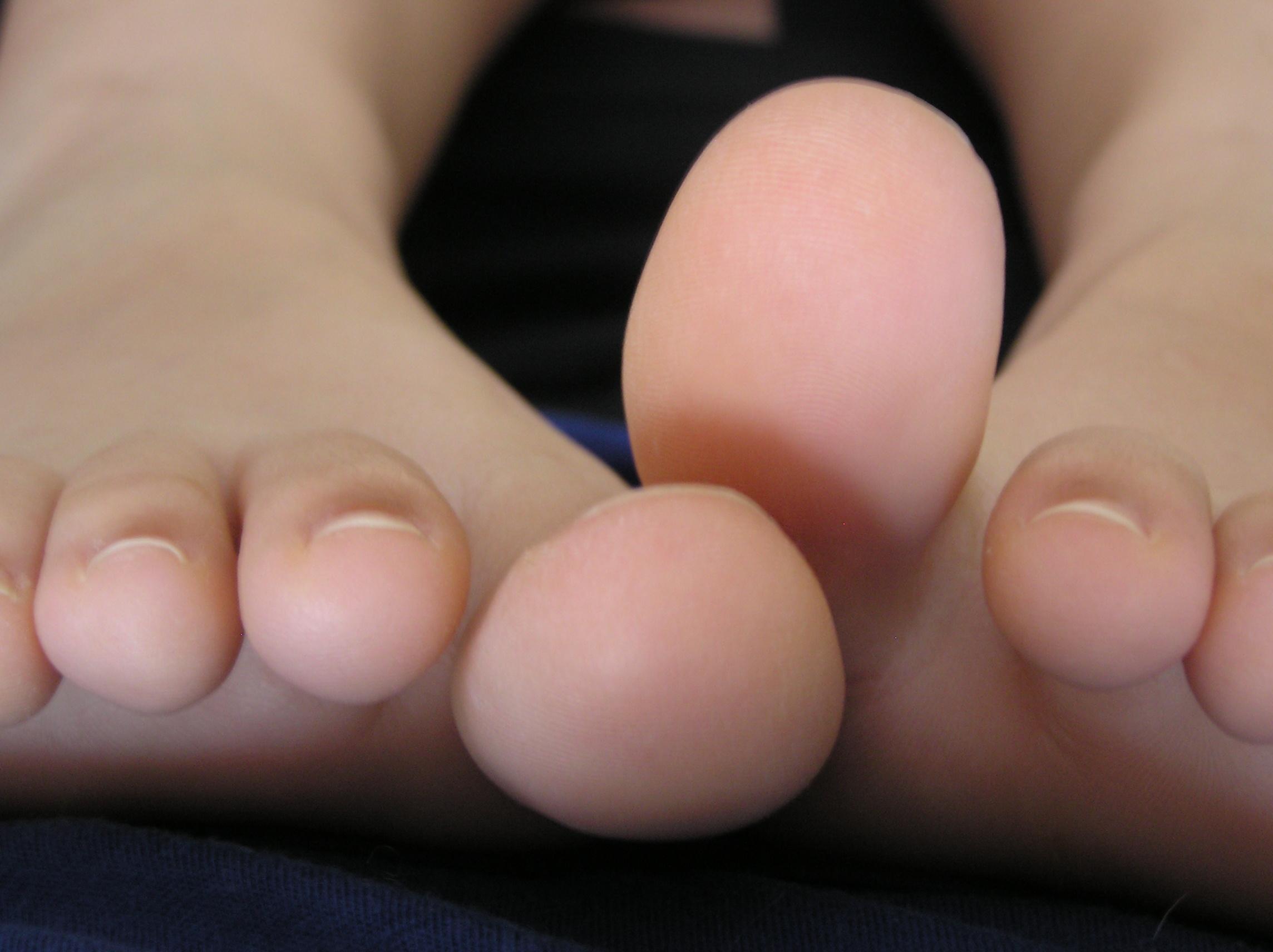 Zehe (Fuß) – Wikipedia